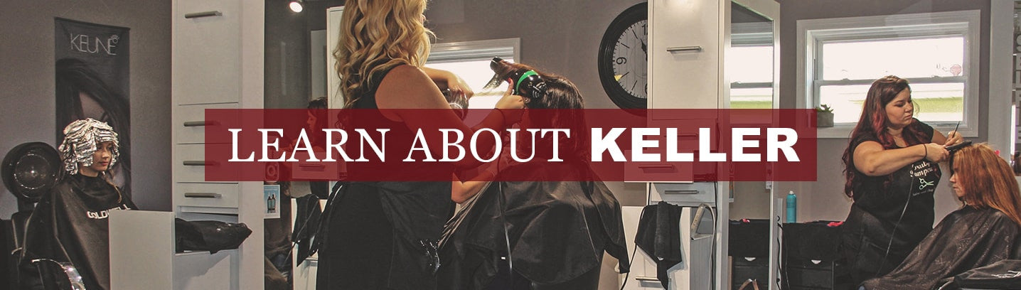 Learn more about Keller International Salon Equipment Brand