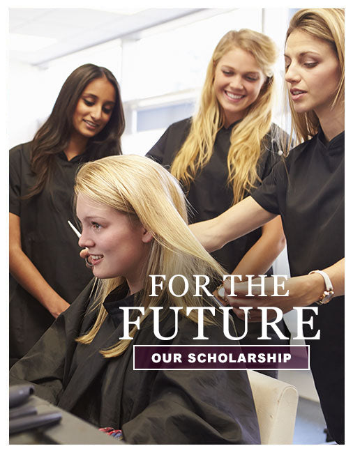 Beauty & Barber School Scholarship