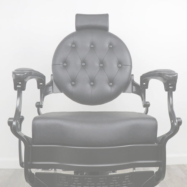 Blackout Barber Chair