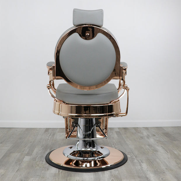 Toronto Rose Gold Barber Chair