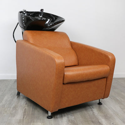 Gravity Shampoo Bowl and Chair