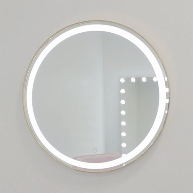 Phoenix Gold LED Mirror