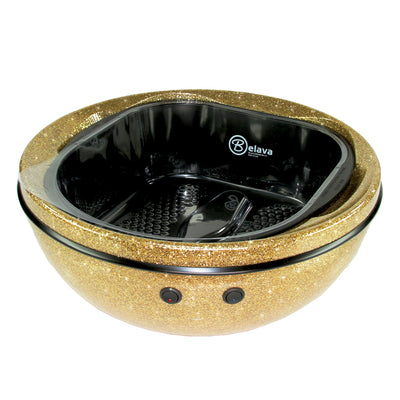 Trio Foot Spa Pedicure Tub