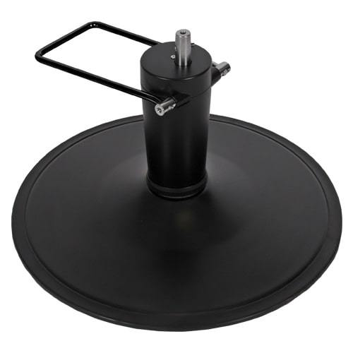 A12 Black Circle Base + Pump by Keller International