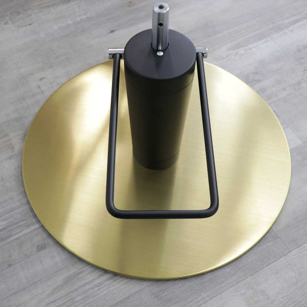 A58 Gold Circle Base + Pump by Keller International