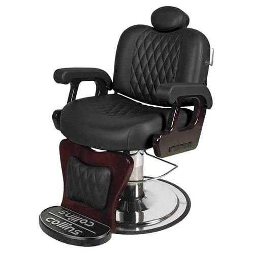 Commander II Barber Chair by Keller International