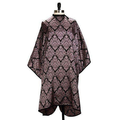 Divine Damask Hair Cutting Cape by Keller International