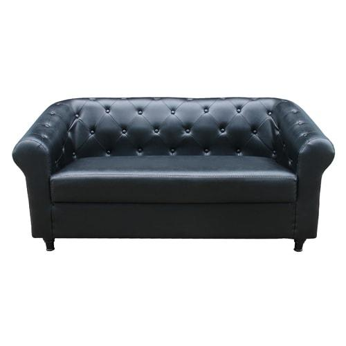 Dynasty Reception Loveseat by Keller International