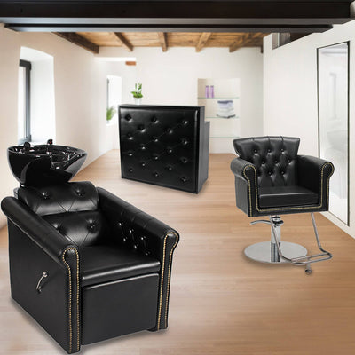 Elegant Salon Equipment Package Deal by Keller International