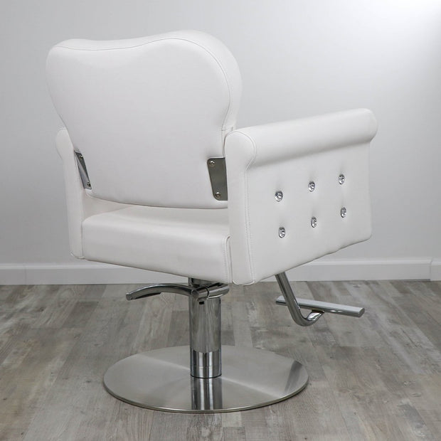 Glam II Salon Chair by Keller International