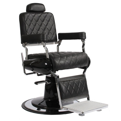 Hard Line Barber Chair by Keller International