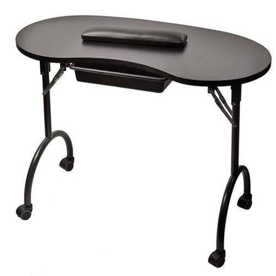 JoJo Portable Manicure Table by Keller International