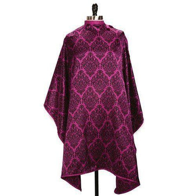 Kiarra Damask Hair Cutting Cape by Keller International