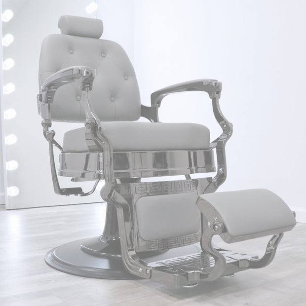 Knockout Barber Chair