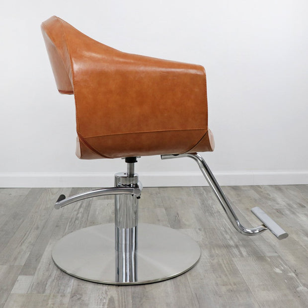 Luna Salon Chair by Keller International
