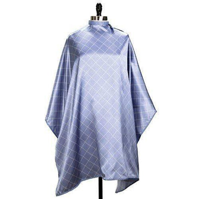 Passionate Periwinkle Hair Cutting Cape by Keller International