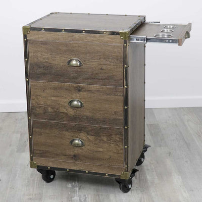Portable Artisan Styling Station by Keller International