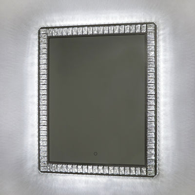 Dream Rectangle LED Mirror by Keller International