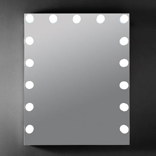 Starlet Hollywood LED Vanity Mirror by Keller International