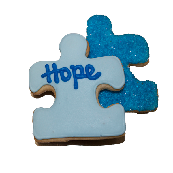 Cookies for a Cause; Autism Speaks