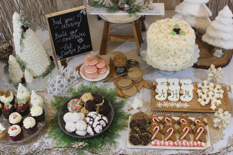 Ava's Holiday Dessert Bar 2017 - Deluxe