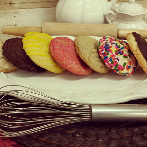 6 Piece Assorted Cookie Box