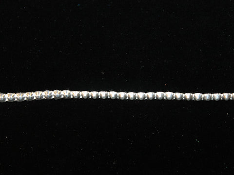 901/11 1 Row AB Rhinestone Trim -  - Golden D'or Fabrics - 1
