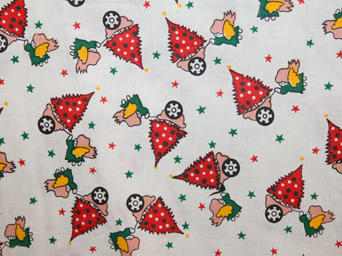 O Christmas Tree Cotton -  - Golden D'or Fabrics