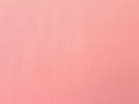 Solid Rayon- Bubblegum - Golden D'or Fabrics