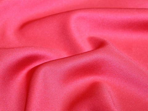 Athletic D/K Spandex- Red - Golden D'or Fabrics