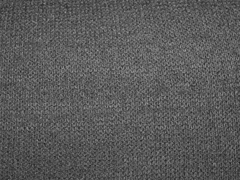 Italian Sweater Knit- Black -  - Golden D'or Fabrics