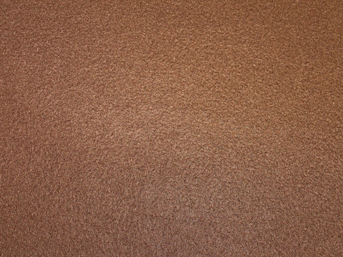 Brown Fleece -  - Golden D'or Fabrics