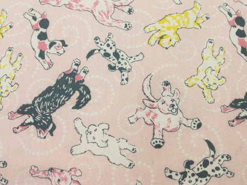 Pups Cotton - Golden D'or Fabrics