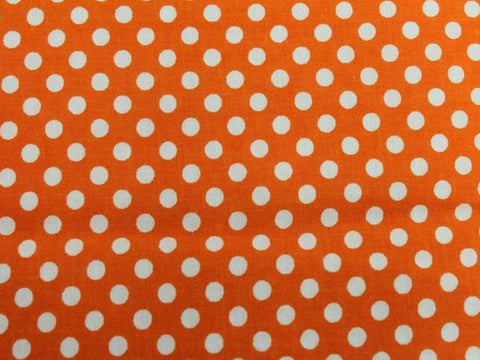 Small Dot Cotton - Golden D'or Fabrics