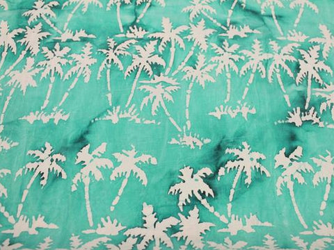 Tropical Cotton Batik - Golden D'or Fabrics