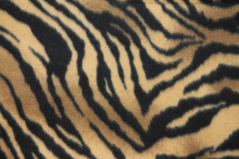 Tiger Fleece - Golden D'or Fabrics