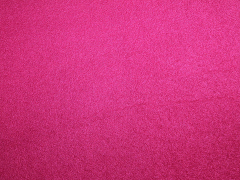 Fuchsia Fleece -  - Golden D'or Fabrics