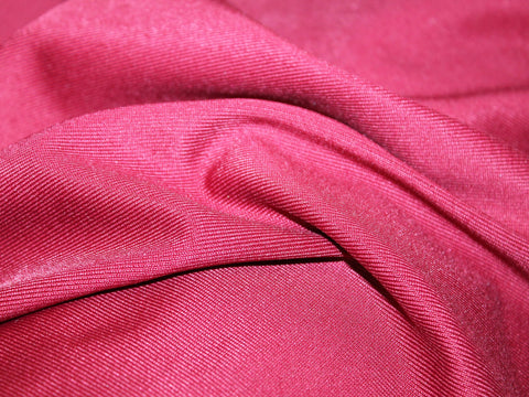 Jumbo Spandex - Burgundy - Golden D'or Fabrics - 1