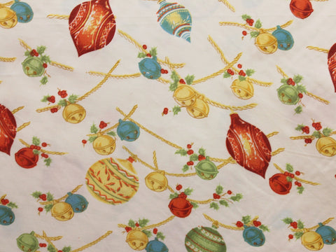 Ornaments Christmas Cotton -  - Golden D'or Fabrics