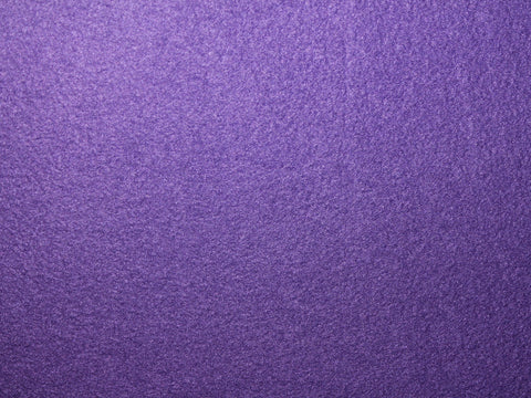 Purple Fleece -  - Golden D'or Fabrics