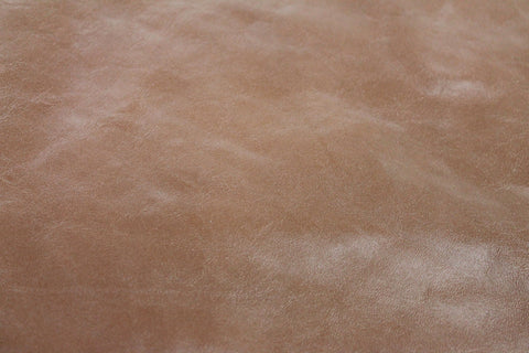 Leather 1/4 Hide- Brown -  - Golden D'or Fabrics - 1