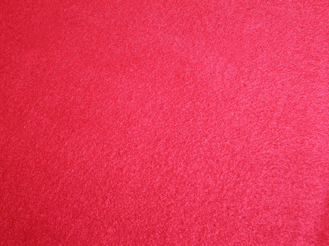 Red Fleece -  - Golden D'or Fabrics