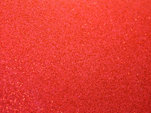 Sparkle Vinyl - Ruby Red - Golden D'or Fabrics - 1
