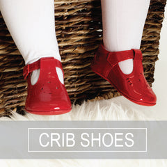 baby shoes, baby girl shoes, baby crib shoes, baby girl crib, red Shoes, mary jane shoes,