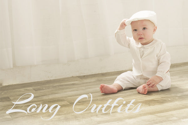 Boys Christening Baptism Outfits