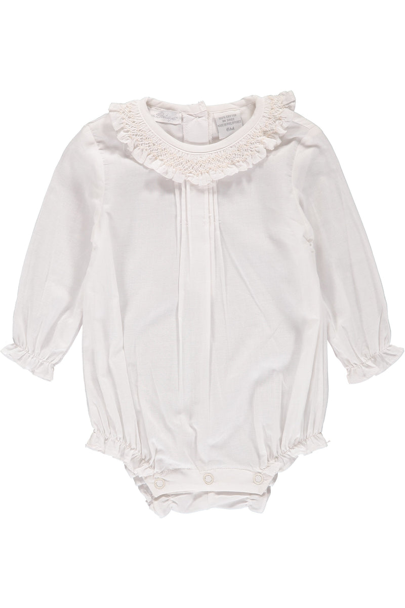 Baby Girls Long Sleeve Bubble [product_tags] bubble- Carriage Boutique