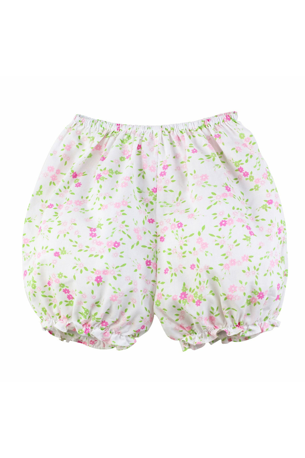 Baby Girl Hand Smocked Floral Bishop Dress [product_tags] - Carriage Boutique
