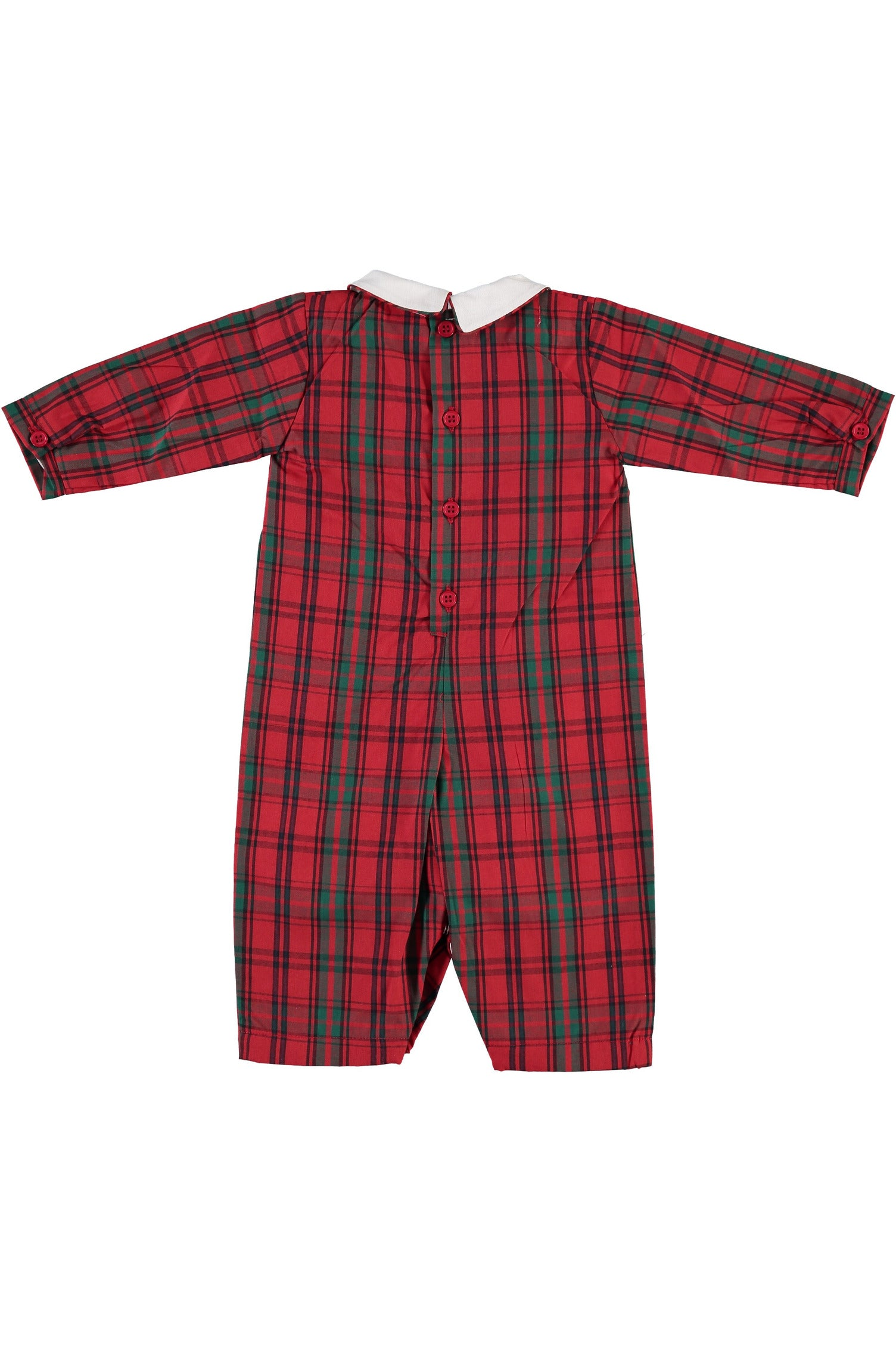 e2d6ee291 Red Plaid Group Long Sleeve Longall