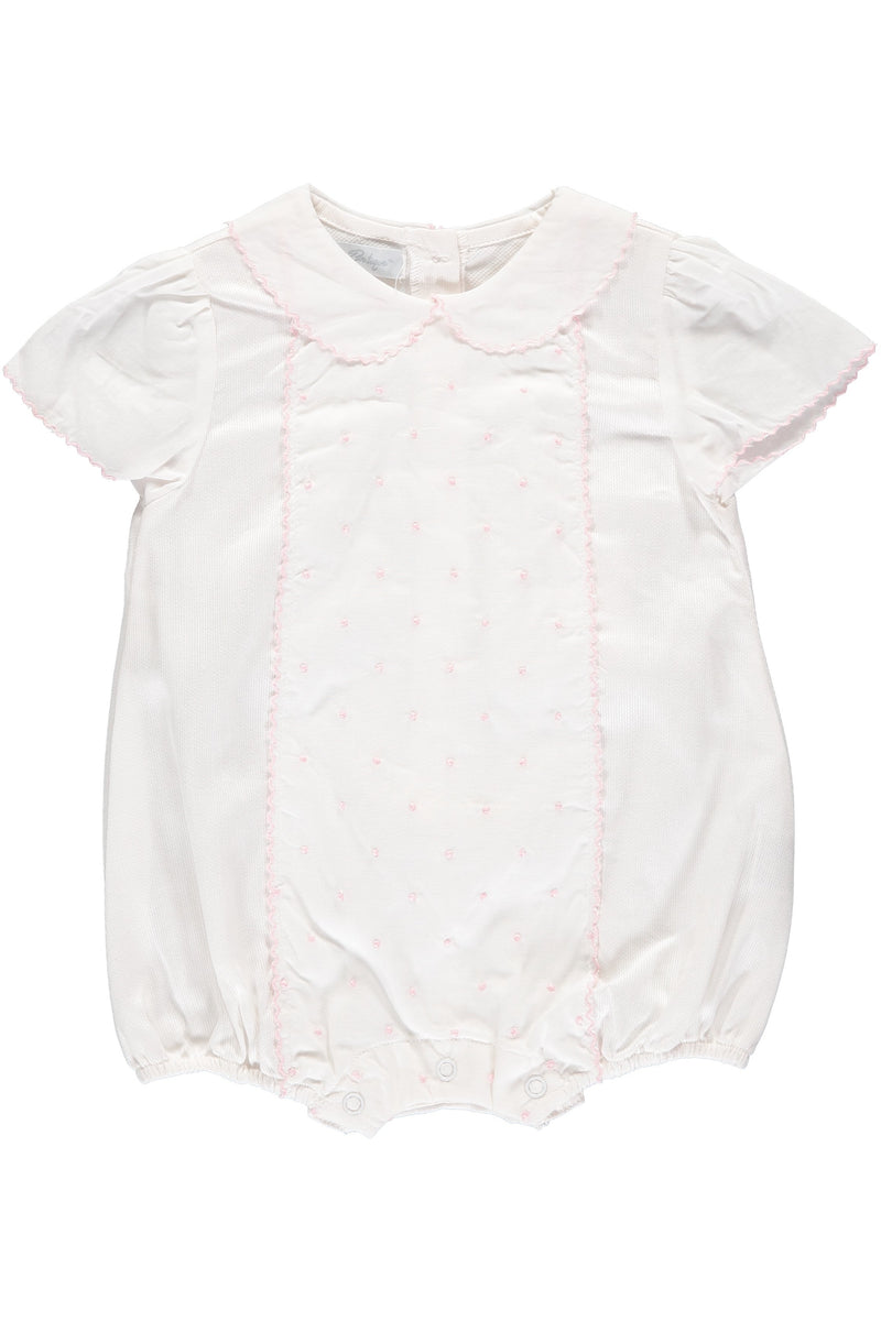 Baby Girls Bubble with Dots [product_tags] bubble- Carriage Boutique