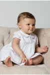 Baby Girl White Lace Dress [product_tags] dress- Carriage Boutique